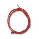 贝迪安全锁具 全能型缆锁组件 铠装金属线3.7M 50950