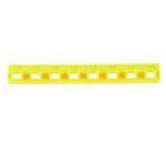 贝迪安全锁具 电器开关锁具 480/600V断路器阻挡器组件 黄色阻挡杆固定器 51265