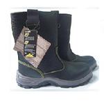 代尔塔 高帮双钢羊羔绒防寒安全靴 301405 安全靴 防寒安全靴 安全鞋 劳保专用鞋