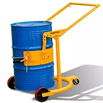 多功能油桶搬运车 手动油桶搬运车 手动托盘车 油桶推车 油桶专用工具