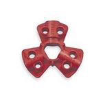贝迪安全锁具 气源锁具 气动快速分离器锁 聚丙烯 1把/包 64221