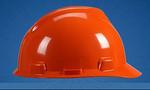 V-Gard 梅思安优越型安全帽 9143412 ABS帽壳+轻旋风帽衬+YD型下颏带+针织布吸汗带 施工帽 工地帽