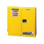 安全柜-黄色 1118*1092*457MM 钢材双壁结构