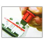 贝迪安全锁具 电器开关锁具 微型断路器锁 POS针脚向外 90844