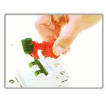 贝迪安全锁具 电器开关锁具 微型断路器锁 TBLO拉杆锁 90853