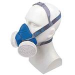 橡胶半面罩 代尔塔 105006 防尘面罩 防病菌面罩 防护面罩 劳保面罩 呼吸防护