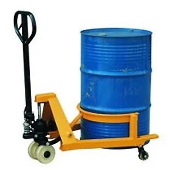 液压油桶搬运车 手动液压油桶搬运车 手动托盘车 油桶推车 油桶专用工具
