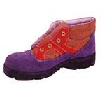 莱爱姆 棕色 翻毛时尚安全鞋 201G10 201L10 劳保鞋 安全防护鞋 棕色翻毛牛皮鞋 劳保用品