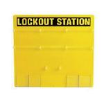贝迪安全锁具 挂锁管理中心-挂锁板 空挂锁板 54.6*59.7cm 50992