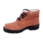 莱爱姆 翻毛牛皮 中帮安全鞋  201G04 201L04 劳保鞋 安全防护鞋 白色牛皮鞋  劳保鞋