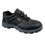 代尔塔 低帮双钢安全鞋 301102 经典系列低帮牛皮防砸、防刺穿安全鞋