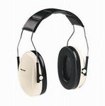 3M轻薄型降噪耳罩 头戴式耳罩 H6A 降噪 隔音耳罩 耳罩 听力防护 劳保 PPE