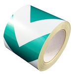 胶带厂家 V型警示胶带 贴地面隔离胶带 防滑指示 自粘性乙烯胶布