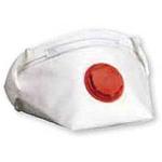 折叠防护口罩 代尔塔 104106 防PM2.5口罩 防流感口罩 防颗粒物口罩 防护口罩 劳保专用 呼吸防护