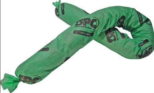 化学品专用吸袋-绿色 7.6CM*366CM 纤维素聚丙烯复合材料