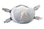 N100 高效防尘口罩带阀 头带式 3M 8233 防护口罩 劳保口罩 口罩 防尘口罩 防毒口罩 呼吸防护 防护用品
