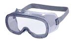 代尔塔经济型PC护目镜 101125 防冲击 直接通风 安全护目镜 防护眼罩 眼镜 护目眼罩 眼部防护