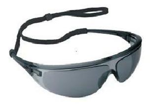 霍尼韦尔运动款防护眼镜 黑色镜架 1005986 安全眼镜 眼镜 护目眼镜 防护眼罩 眼部防护 个人防护