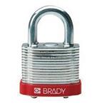贝迪安全锁具 钢制挂锁 1.9cm锁梁 99500 101957 99504 99508 99512 99516 99520 104920