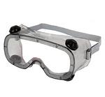 代尔塔经济型PC护目镜 101124 四阀通风 安全护目镜 防护镜 防护眼罩 眼镜 眼部防护 个人防护