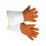 电焊手套 耐磨手套 隔热手套  Honeywell 皮革焊接隔热手套 尺寸:9