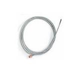 贝迪安全锁具 独创缆索 2.4M线缆 金属色 65319