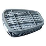 6000&7000系列 有机气体滤毒盒 3M 6001 2个/包 防病菌滤盒 防护滤盒 防尘滤盒 呼吸防护 正品原装 劳保专用