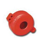 贝迪安全锁具 气源锁具 气体管路锁 储罐锁 聚苯乙烯塑料 46139