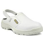 代尔塔 白色安全凉鞋 301346 凉鞋 安全鞋 安全靴 劳保鞋 个人防护用品