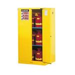 安全柜-1651*864*864MM 黄色 钢材双壁结构