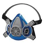 半面罩呼吸器 梅思安 815444 防尘面罩 防病菌面罩 防护面罩 劳保面罩 呼吸防护
