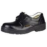 莱爱姆 基本款  轧花牛皮安全鞋  201G01 201L01 劳保鞋 安全防护鞋 白色牛皮鞋  劳保鞋