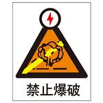 禁止爆破 告示牌 指示牌 提示牌 警示牌 安全警告牌 标牌