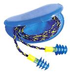 霍尼韦尔Fusion 防噪音耳塞 可重复使用型 小号 FUS30S-HP 耳塞 防护耳塞 降噪 圣诞树型 听力防护