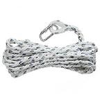 代尔塔 操作定位系绳 10m 503315 安全绳 个人防护用品 劳保用品 防坠落绳