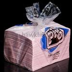 钮匹格NEWPIG MAT302 吸污垫 200片/袋 吸收碱性和酸性液体 防化学吸污垫