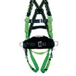 霍尼韦尔 DurElex 三挂点全身安全带,配有定位腰带 1002857 全身安全带 个人防护
