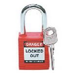 贝迪安全锁具 绝缘安全挂锁 99552 99556 99564 99570 99576 99580 103033 104919