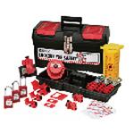 贝迪安全锁具 个人电器锁套件 配同号锁匙安全挂锁 105961