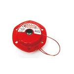 贝迪安全锁具 微型线缆 附带聚乙烯涂装钢缆 50940