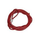 贝迪安全锁具 经济型缆锁 塑料涂层钢缆1.8M 45349