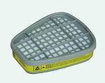 6000&7000系列 有机/酸性气体滤毒盒 3M 6003 2个/包 防病菌滤盒 防护滤盒 防尘滤盒 呼吸防护 正品原装 劳保专用