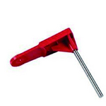贝迪安全锁具 阀门锁具 万用阀锁小型阻挡臂 小型UVLO 65402