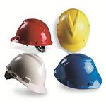 V-Gard 梅思安标准型安全帽 911X919 PE帽壳+易拉宝帽衬+C型下颏带+针织布吸汗带 安全帽 工地施工帽 防护帽 工作帽