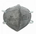 折叠式防颗粒物及有机异味口罩 耳带式 3M 9041A 口罩 防护口罩 防毒口罩 防护口罩 呼吸防护 个人防护