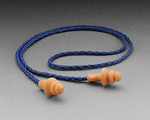 3M防噪音耳塞 圣诞树型耳塞 1270 防噪声耳塞 可降噪音24分贝 降噪 耳塞 听力防护 个人防护 劳保 PPE