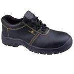 代尔塔 老虎2代牛皮面安全鞋 防静电 透气 防穿刺 301510 安全鞋 劳保鞋