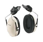 3M轻薄型降噪耳罩--配帽型耳罩 H6P3E 耳罩 防护耳罩 防噪声耳罩 隔音 听力防护用品