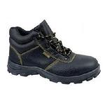 代尔塔 中帮安全鞋 301101 安全鞋 个人防护 劳保鞋 进口水牛皮鞋 耐磨鞋