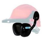 防噪音耳罩(配安全帽使用) 代尔塔 103008 降噪 防护耳罩 防噪声耳罩 隔音 听力防护 防护用品 劳保